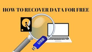 How to recover data for free -100% working