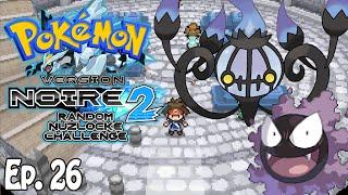 Pokémon Noir 2 Random Nuzlocke - Ep. 26 - La maison des morts