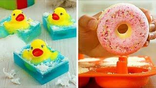 10 Awesome DIY Soap Ideas & Bath Crafts