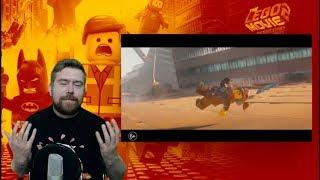 Лего фильм 2  – Тизер-Трейлер – Реакция
