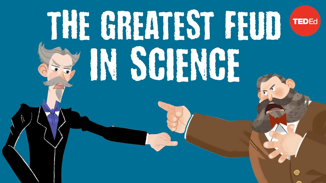 The most notorious scientific feud in history - Lukas Rieppel