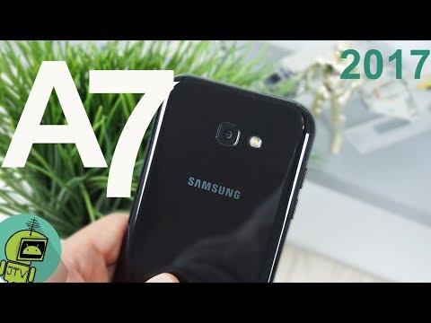 Galaxy A7 2017 Review / Un Año Después
