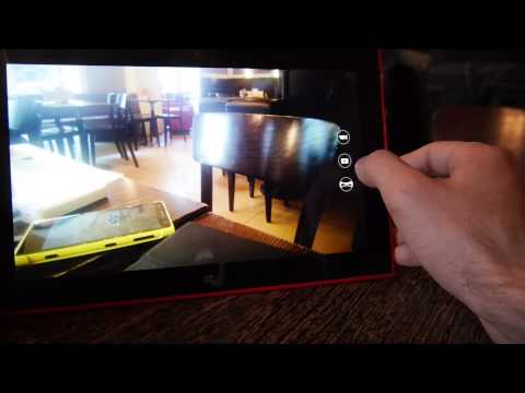 Nokia Lumia 2520 Tablet im Hands-On (FullHD)