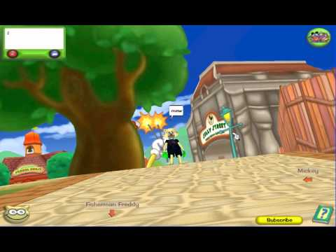 Toontown - The Great Bot Invasion