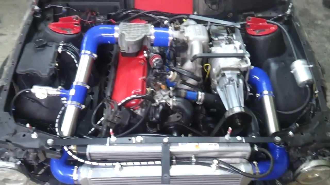 Bmw E30 Compressor Stefou Drifting Youtube