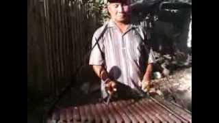 Pusong Bato... performed by Levi Barinian of Tudela, Misamis Occidental