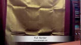 Aura Angidi - Online Shopping - Silk Sarees