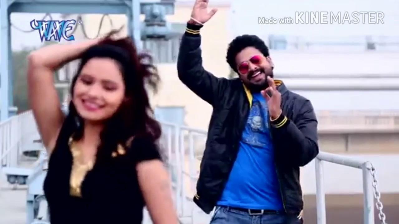 कमर लचके जोबन हचके Ritesh pandey 2017 hit song