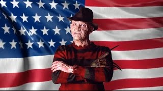 Freddy Krueger 2016