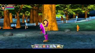 Sherwood Dungeon Gameplay - Komentarz (PIERWSZY FILM)