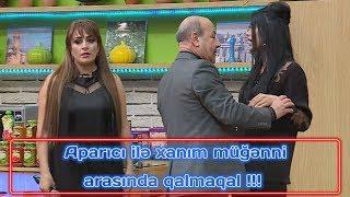 Aparıcı ilə xanım müğənni arasında qalmaqal !!! - Efirində gərgin anlar
