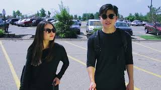 23 Questions with Maia and Alex Shibutani