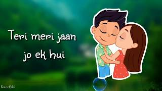 Jo tu mera hamdard hai | Romantic Female Version | WhatsApp status video | KuccBhi