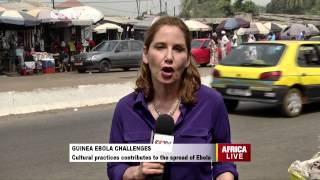 Cultural Practices Contributes To The Spread Of Ebola In Guinea