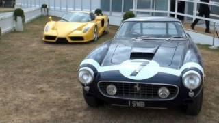 The Rob Walker/Stirling Moss Ferrari 250 GT Berlinetta Competizione Videos