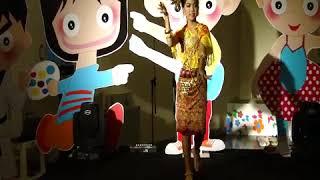 รำสี่ภาค (ศูนย์แลกเปลี่ยนวัฒนธรรมไทยเชียงใหม่)