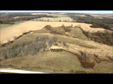 Christine Cheeley Aerial Tour - Hancock County, IL