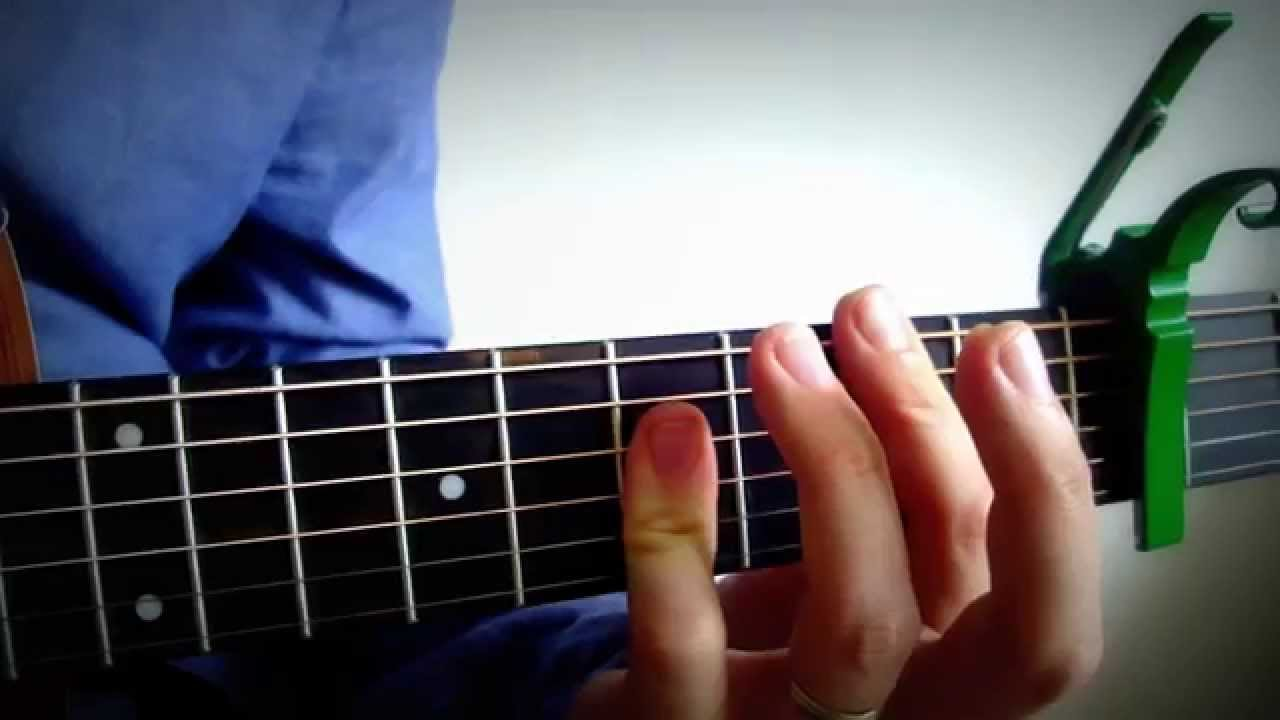 oceans hillsong guitar tutorial fingerpicking chords youtube. Black Bedroom Furniture Sets. Home Design Ideas
