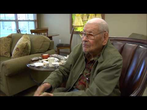 21 Sidney Byrd On Chokecherries