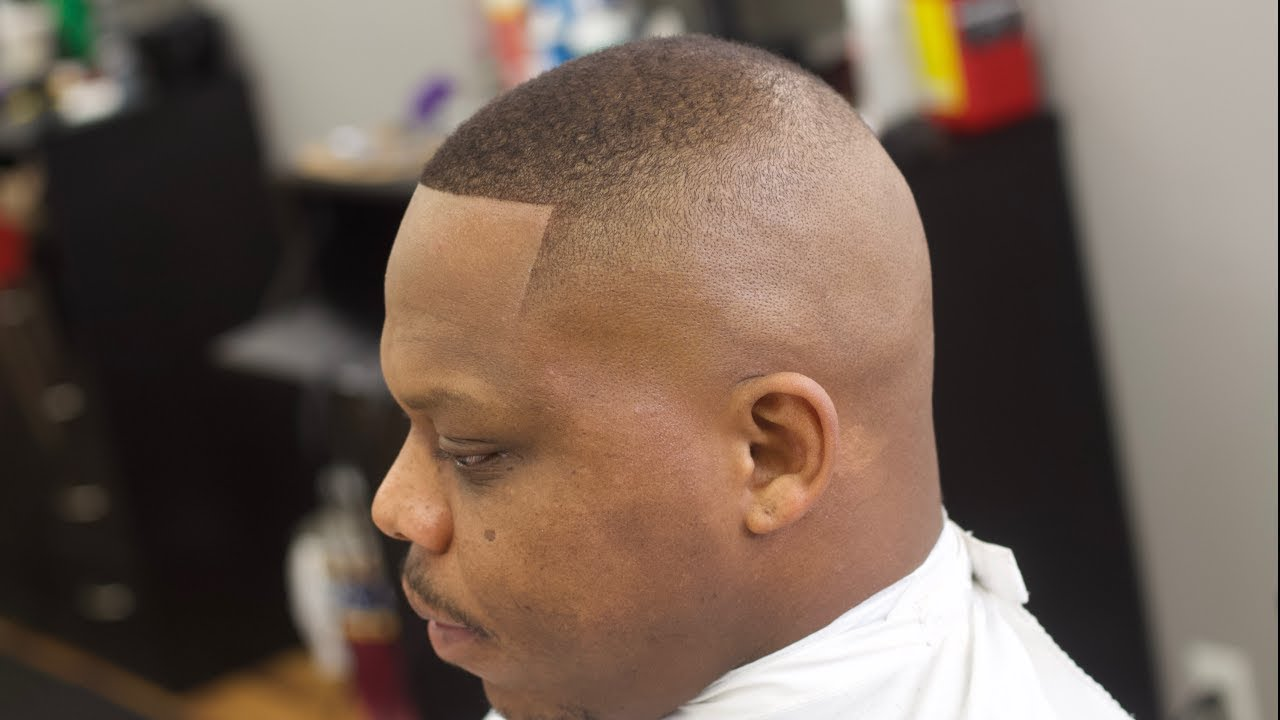 Bald Fade Haircut Styles 34