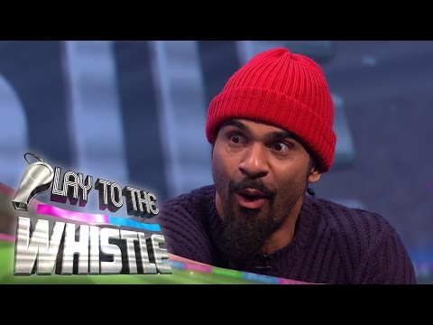 Anthony Joshua Disses David Haye   Play to the Whistle
