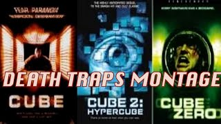 Video The ULTIMATE Cube Franchise Death Trap Montage (Music Video) download MP3, 3GP, MP4, WEBM, AVI, FLV Januari 2018