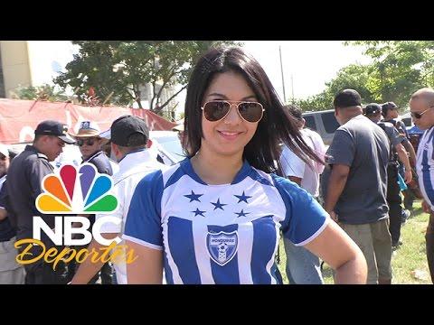 Fortaleza catracha en San Pedro Sula, donde la H no es muda | NBC Deportes | NBC Deportes