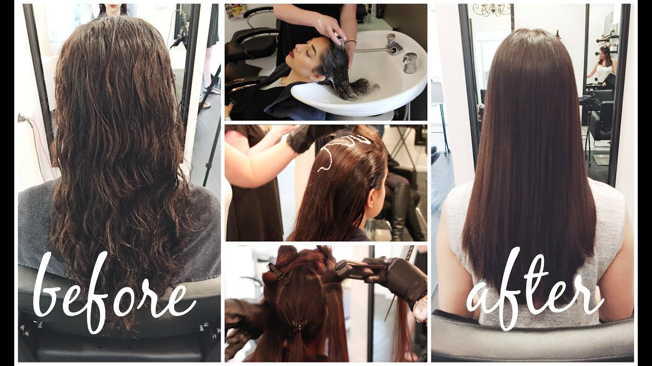 My Hair Transformation Keratin Complex Smoothing Treatment