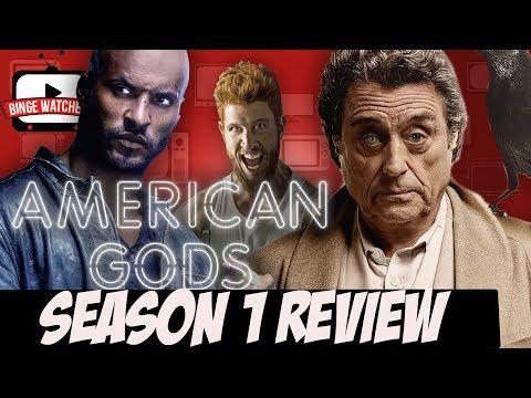 AMERICAN GODS Season 1 Review (Spoiler Free)
