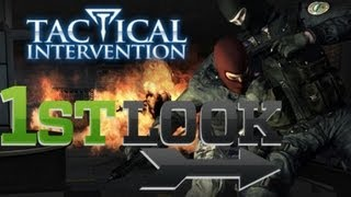 Tactical Intervention - First Look