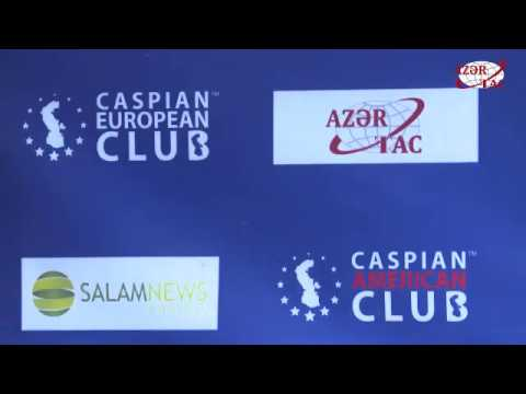 """Bakıda """"Caspian Energy Transport Forum""""u keçirilib"""