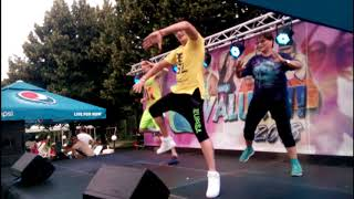 Born Ready - Aaron Duncan - Zumba Fitness - Soca