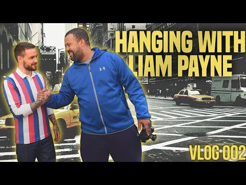 PAPARAZZI HANG WITH LIAM PAYNE, J BALVIN, LEONARDO DICAPRIO AND SJP || POSITIVE PAPS 002