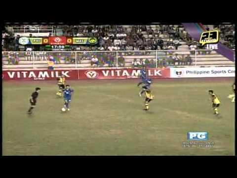 Malaysia Vs Filipina 29 Februari 2012  (Part 1)