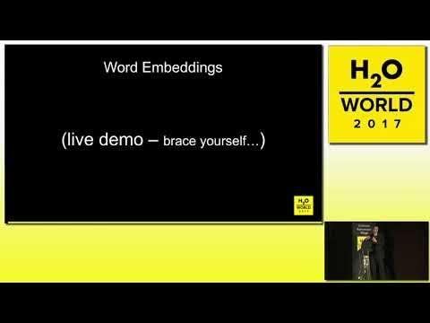 Natural Language Processing - Darren Cook, Director, QQ Trend