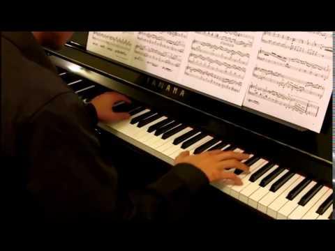 Trinity TCL Piano 2015-2017 Grade 8 A1 CPE Bach Allegro Assai Wq 57.6 Sonata F Minor by Alan