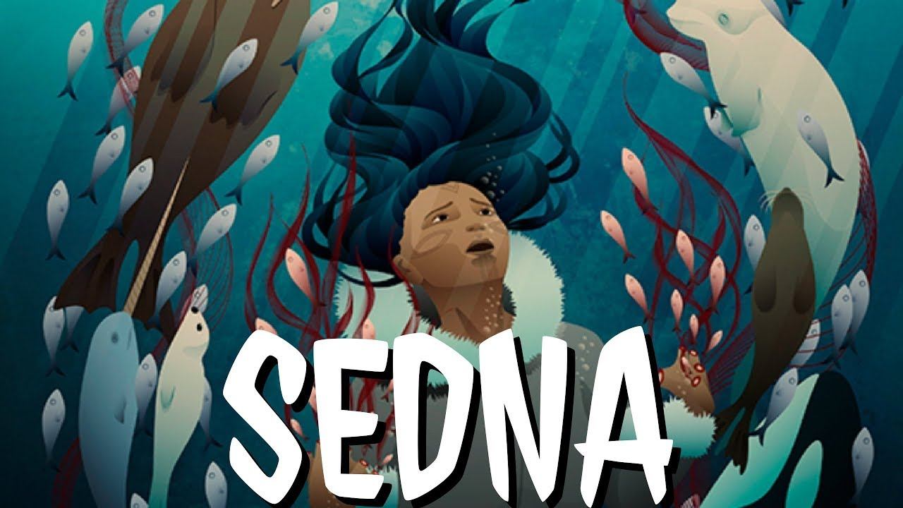 MF #29: Sedna, The Goddess of the sea [Inuit Mythology ...