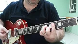 """Guitarra, Aula 67.b - """"Me Liga"""", Paralamas."""
