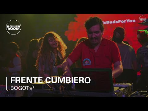 Frente Cumbiero Boiler Room Bogotá Live Set