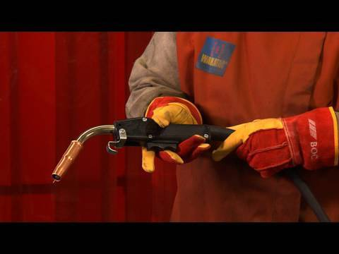MIG Welding - Safety and Technique 2010 (GMAW) Safetycare video - Gas Metal Arc Welding