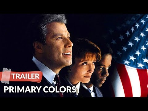 Primary Colors 1998 Trailer   John Travolta   Emma Thompson