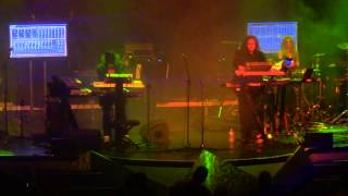 CTTE 2014,Tangerine dream,Loved by the Sun.(starts at 4.12)