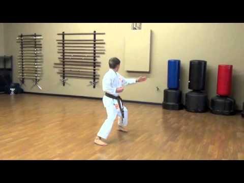 Lincoln Budokan, Bassai Dai Kenkojuku Shotokan Karate