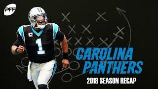 Carolina Panthers 2018 Season Recap   PFF