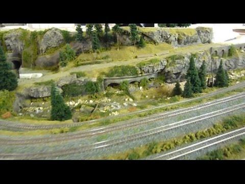 Visit to model rail road club Weert, Netherlands
