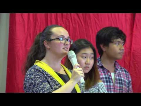 Malin Kundang Rehersal - Global Sevilla School