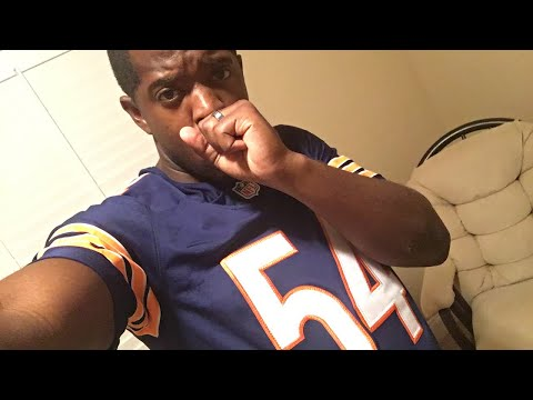 NFL SUSPENDS BEARS LB DANNY TREVATHAN 2 GAMES FOR HIT ON PACKERS WR DEVANTE ADAMS