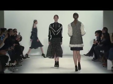 Yigal Azrouel Fall/Winter 2016/2017 Collection - New York Fashion Week