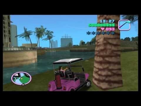 GTA: Vice City PS4 - Four Iron Golf