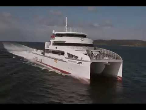 New Ferry Coming to Trinidad |Trinidad And Tobago Ferries
